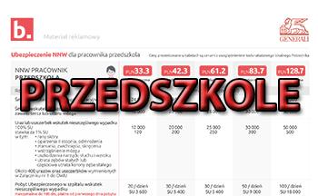 Kod Pośrednika Bezpieczny.pl 02195 - OC wychowawca przedszkolny